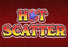 Hot Scatter Pokie Logo