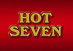 Hot Seven Pokie Logo