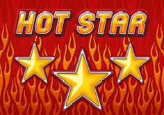 Hot Star Pokie Logo