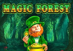 Magic Forest Pokie Logo