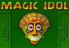 Magic Idol Pokie Logo