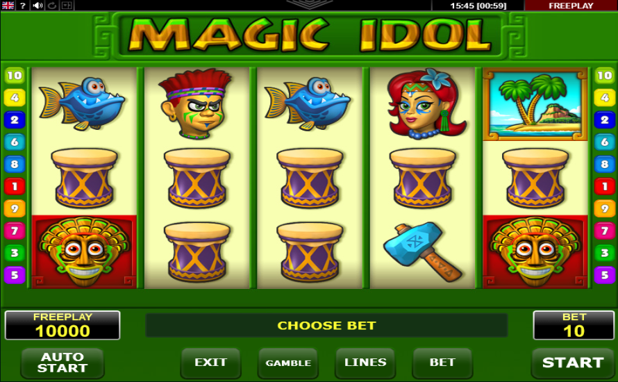 Magic Idol Pokie