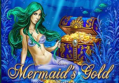 Mermaid 8217s Gold Pokie Logo