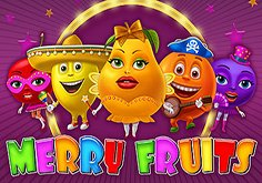 Merry Fruits Pokie Logo