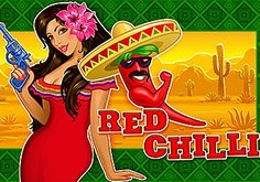 Red Chilli Pokie Logo