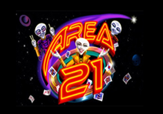 Area 21 Pokie Logo