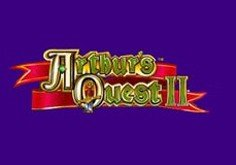 Arthur 8217s Quest 2 Pokie Logo
