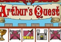 Arthur 8217s Quest Pokie Logo
