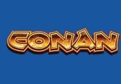 Conan The Barbarian Pokie Logo
