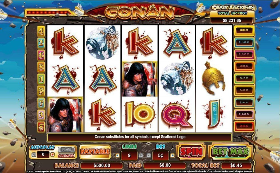 Age of conan gem slots