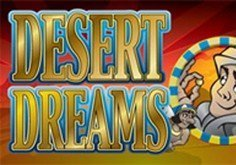Desert Dreams Pokie Logo