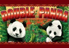 Double Panda Pokie Logo