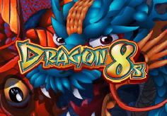 Dragon 8 8217s Pokie Logo