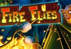 Fireflies Pokie Logo