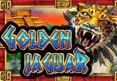 Golden Jaguar Pokie Logo