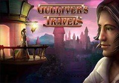 Gullivers Travels Pokie Logo