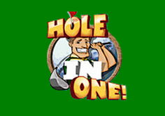 Hole In One Pokie Logo