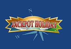 Jackpot Holiday Pokie Logo