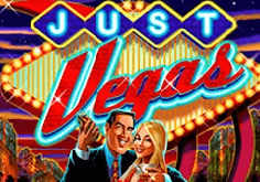 Just Vegas Pokie Logo