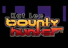 Kat Lee Bounty Hunter Pokie Logo