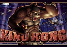 King Kong Pokie Logo
