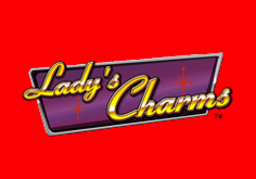 Lady 8217s Charms Pokie Logo