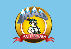 Mad Matterhorn Pokie Logo