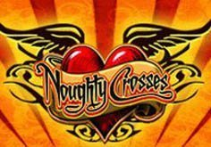 Noughty Crosses Pokie Logo