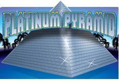 Platinum Pyramid Pokie Logo