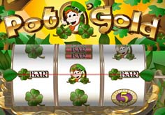 Pot O 8217 Gold Pokie Logo