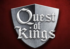 Quest Of Kings Pokie Logo