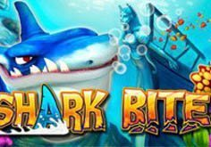 Shark Bite Pokie Logo