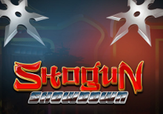 Shogun Showdown Pokie Logo