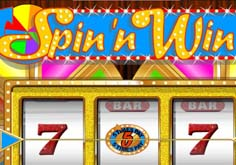 Spin 8216n 8217 Win Pokie Logo