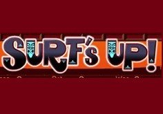 Surf 8217s Up Pokie Logo
