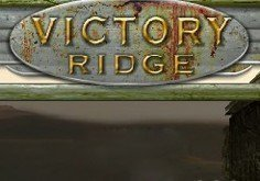 Victory Ridge Pokie Logo