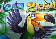 1 Can 2 Can Pokie Logo