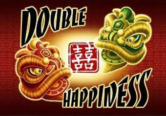 Double Happiness Pokie Logo