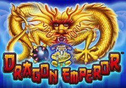 Dragon Emperor Pokie Logo