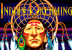 Indian Dreaming Pokie Logo