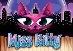 Miss Kitty Pokie Logo