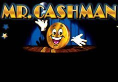 Mr Cashman Pokie Logo