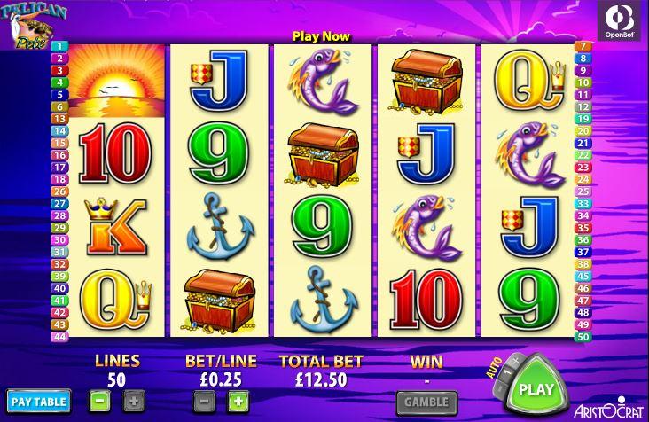 Pelican pete pokie games the gambling city
