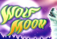 Wolf Moon Pokie Logo