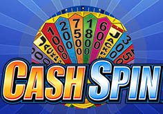 Cash Spin Pokie Logo