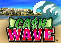 Cash Wave Pokie Logo