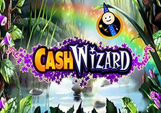Cash Wizard Pokie Logo