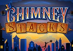 Chimney Stacks Pokie Logo