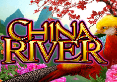 China River Pokie Logo