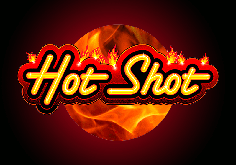 Hot Shot Pokie Logo